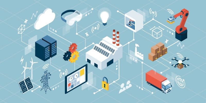 What is Industry 4.0? Introduction to Industrial Internet of Things